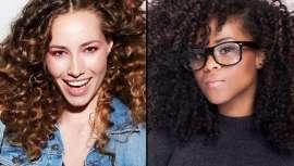 Las tendencias curly llegan impuestas por la inspiración de melenas como las que lucieron hace 40 años famosas como Whitney Houston que reivindicaron su condición