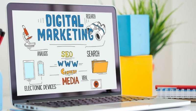 Macrotendências do marketing digital, os anunciantes preferem o on-line