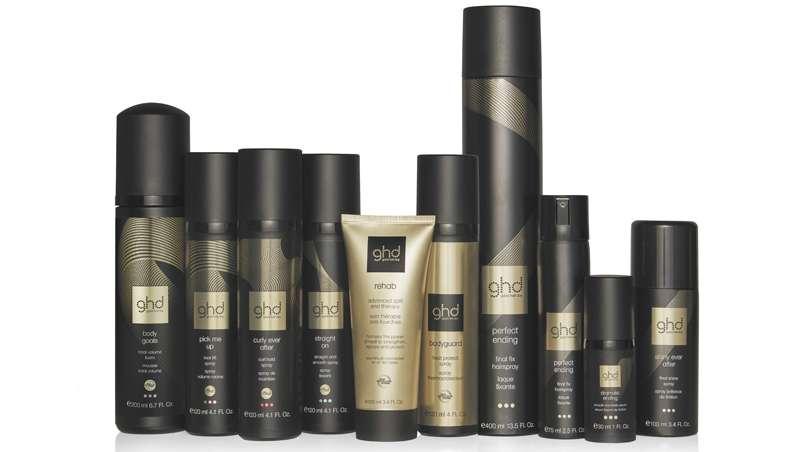 ghd Heat Protecction Styling, la nueva línea que perfecciona la protección del cabello y el acabado frente al uso del calor