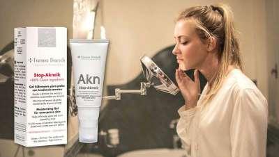 Contra el acné, el mítico Stop Akneik llega al rescate