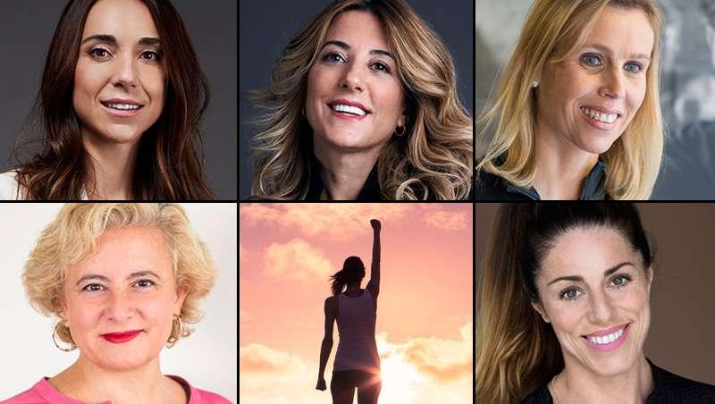 8M, mujeres en las que encontrar inspiración y mucha, mucha belleza y salud