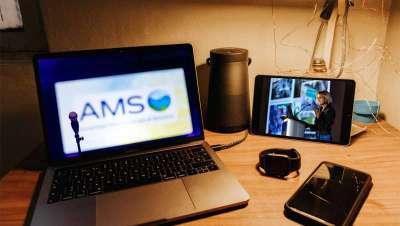 Ya está abierta la inscripción AMS Virtual Conference