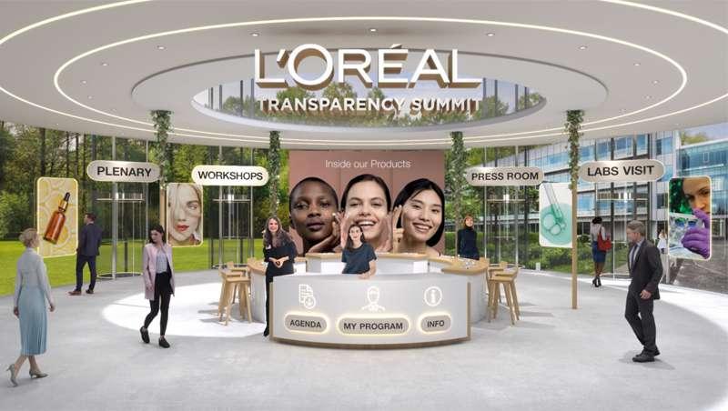 Objetivo L'Oréal, la transparencia, naturalmente