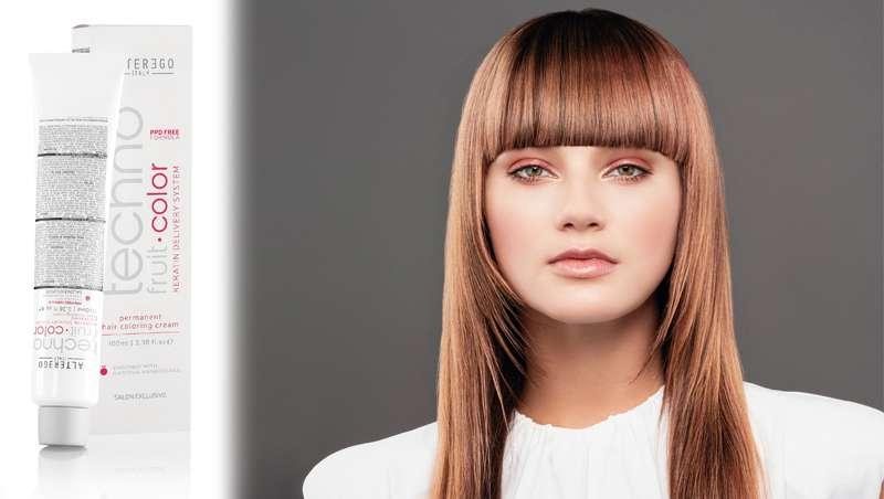 Nuevos tiempos, nuevas tendencias en color para el cabello: ¡Technofruit las tiene!