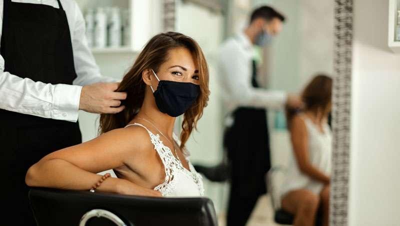 La peluquería, prioritaria en la lista de cuidados de belleza