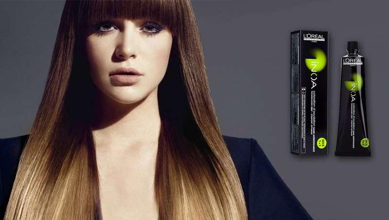 L'Oréal Professionnel premiada pela 7ª vez consecutiva com a coloração INOA
