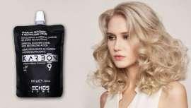 Karbon 9 de Echosline presenta Charcoal Bleaching & Neutralizing Cream contra los efectos amarillos y/o naranjas no deseados