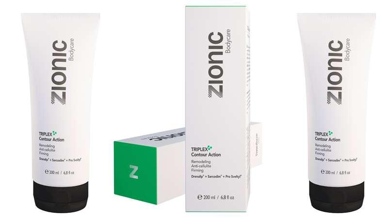 Zionic Triplex Contour Action, nueva cosmética avanzada de remodelación