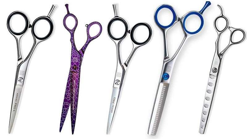 tijeras de peluquería profesional