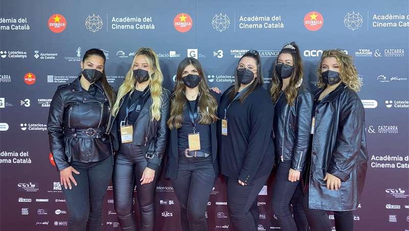 Backstage BCN, salón oficial de los Premios Gaudí