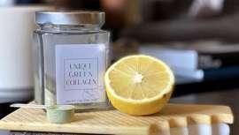 Las bebidas infusionadas arrasan entre los famosos porque mantienen hidratada nuestra piel, pero si incluimos limón, con sus múltiples propiedades y Unique Green Collagen, ganamos en salud, tal y como explica la farmacéutica Meritxell Martí