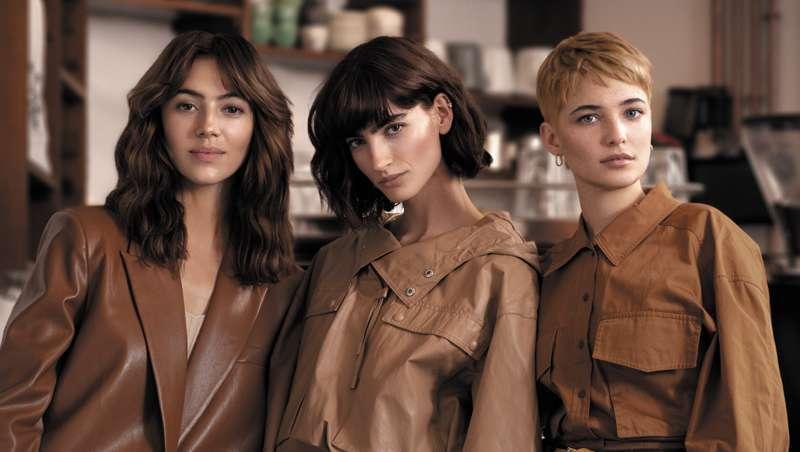 A nova cor para o cabelo é Barista, Colour & Coffee Fusion, palavra de Montibello