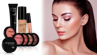 Rostro perfecto con el maquillaje Salerm Cosmetics