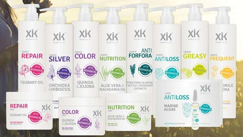 La revolución natural para el cabello, XIK Hair Botánico (me lo quedo)