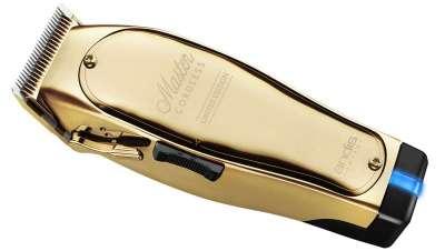 Una novedad de 24 kilates, Andis Master Cordless Edición Limitada Oro