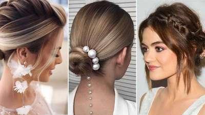 Peinados para novias de más de 30, 40, 50...