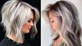 Grey blending, el balayage de grises que te colocará a la cabeza de las tendencias