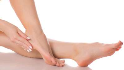 Con los pies al aire, secretos de pedicura