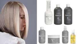 Egobond es la gama completa de productos Bond-Builder para servicio técnico y de mantenimiento del cabello tratado en el salón de peluquería y también de continuidad en casa. Una novedad Alter Ego Italy