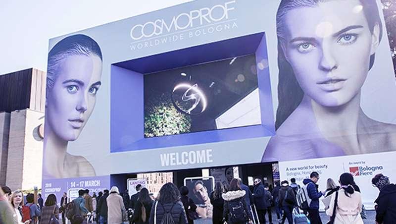 Una vez más, Cosmoprof Bologna se anula, será en 2022