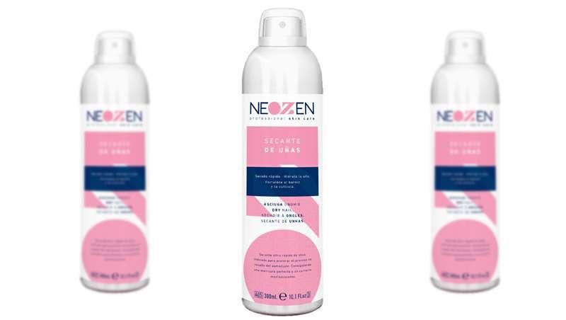 Secante de unhas ultrarrápido NeoZen, novidade Perfect Beauty