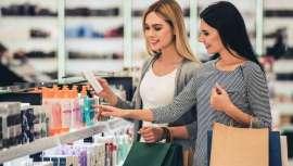 Los pedidos de belleza en línea han descendido en un 18% en una semana, la primera tras la reapertura del comercio minorista en el país británico