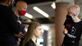 La 080 Barcelona Fashion elige de nuevo a Kevin.Murphy como su marca oficial de peluquería