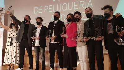 Los Premios Picasso coronan a los mejores peluqueros de Andalucía