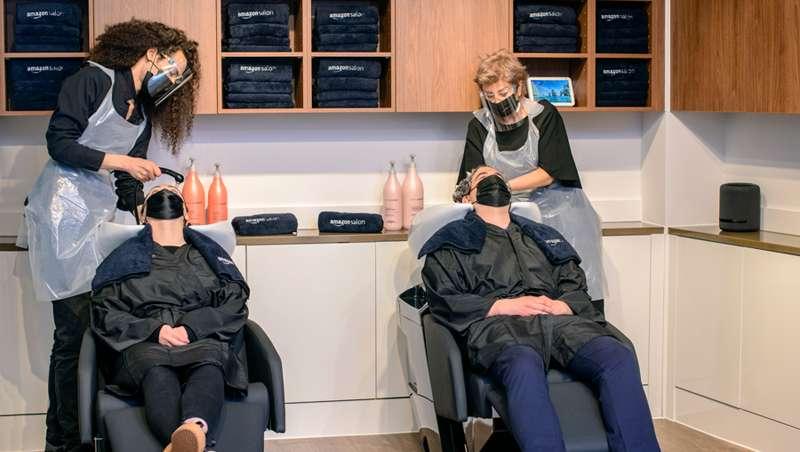 Amazon abrirá su primer salón de peluquería en Londres