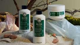 Nueva línea en tres pasos que revive el cabello con tecnología de limpieza micelar y proteínas botánicas, certificada ECOCERT, 100% vegana y libre de crueldad animal