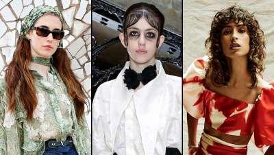 Los looks ghd, herramienta oficial de peinado de 080 Barcelona Fashion