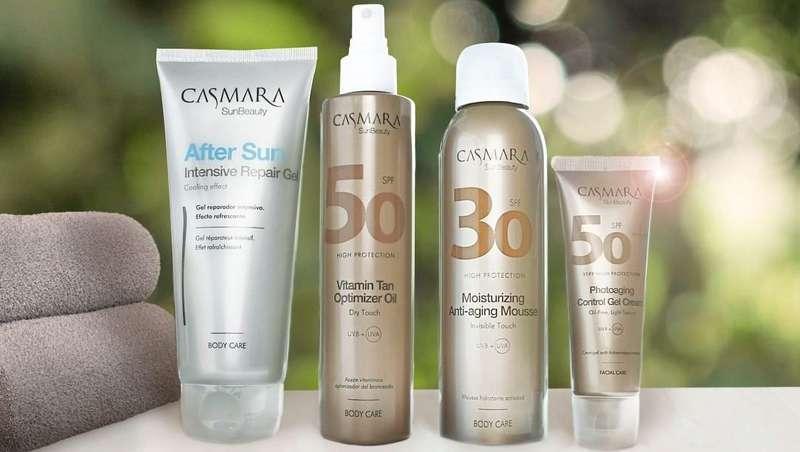 Nova coleção para o verão Casmara Sun Beauty