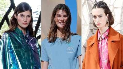 Los peinados más desenfadados de la 080 Fashion Week, por ghd