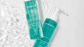 El nuevo ritual de agua de mar para la higiene y protección natural de la piel de Montibello, Seawater Cleansing