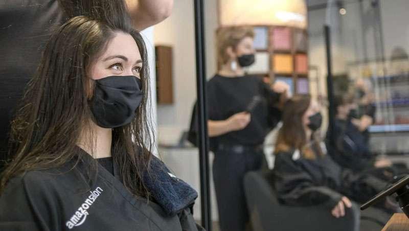 Amazon - peluquería