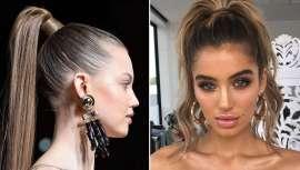 Las seis claves para una perfecta 'ponytail'