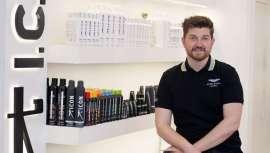 Noé Puigpey: 'La buena peluquería es aquella que sabe dar más de lo que el cliente espera'