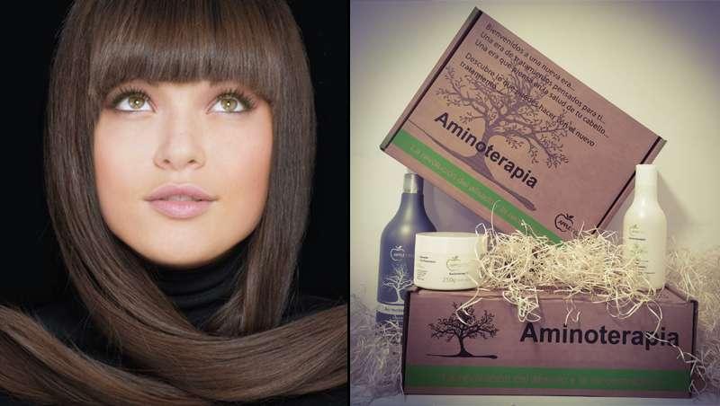 Aminoterapia Apple Cell, ha nacido la nueva era del alisado para el cabello