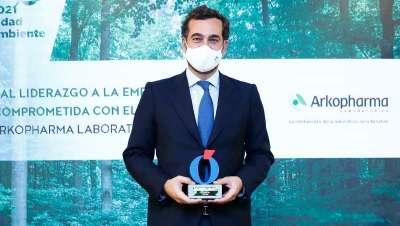 Arkopharma, premiada como empresa sostenible