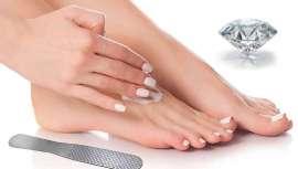 Limas y pulidores con polvo de diamante y fibra de vidrio para mani-pedis de auténtico y exclusivo lujo. Efectivas, saludables y placenteras