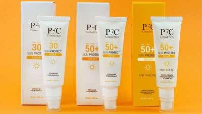 PFC Cosmetics presenta sus nuevos protectores solares