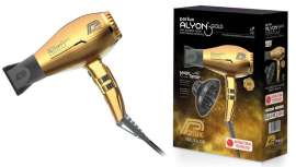 Un secador que es oro, ¡sí! El best seller profesional Alyon® ahora a tu alcance y en su nueva y espectacular versión Golden Edition
