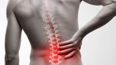 Cinco de cada diez trabajadores se quejan de dolor en la zona lumbar