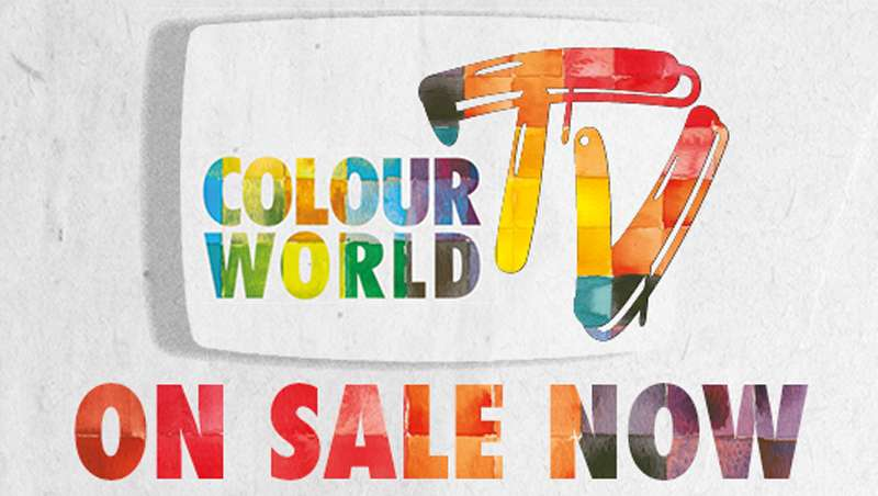 Ya es oficial, Colour World comienza a rodar