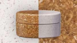 Quadpack presenta su envase más circular, un tarro de 50 ml fabricado en material biocompuesto Sulapac® con tecnología de barrera mejorada
