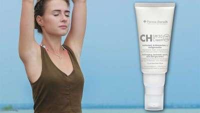 La crema hidratante que cuida la piel y practica el activismo marino