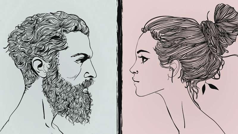Guerra de sexos en la peluquería