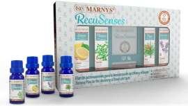 Incluye tres sets con cuatro esencias cada uno, de diferente origen e intensidad, y consiste en oler cada uno de los cuatro aromas esenciales