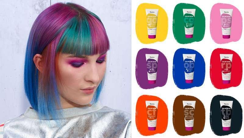 Fanola apresenta Color Mask