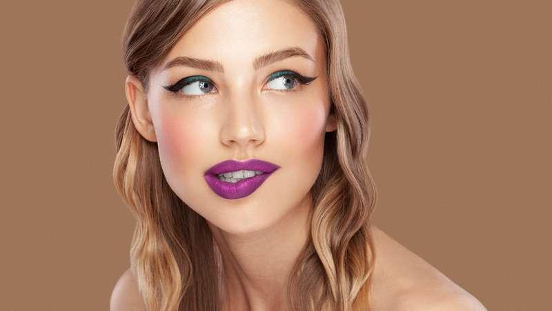 Maquilhagem à prova de máscaras Salerm Cosmetics